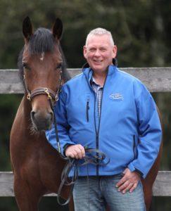 Michael Geitner bei der Calm Horse Academy