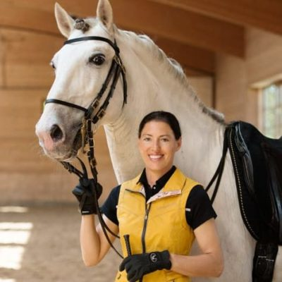 Anja Beran Calm Horse Academy Summit